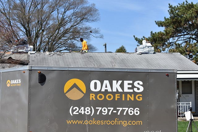 troy roofing michigan