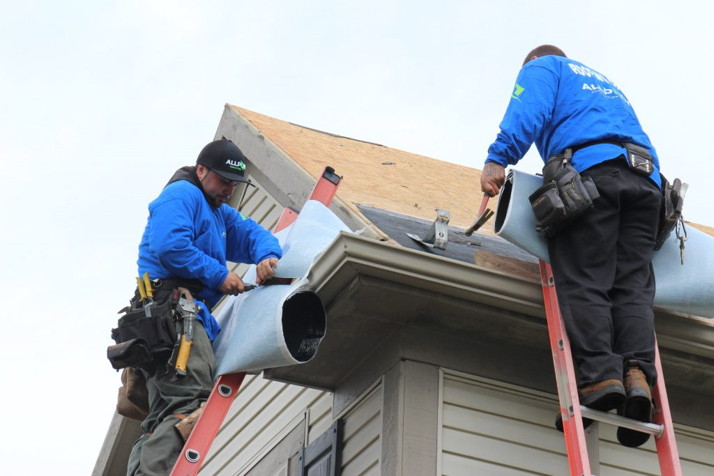 roof emergency recovery services michigan