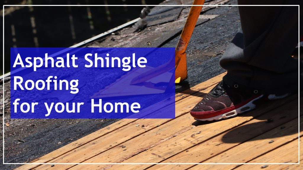 asphalt roof shingle in michigan