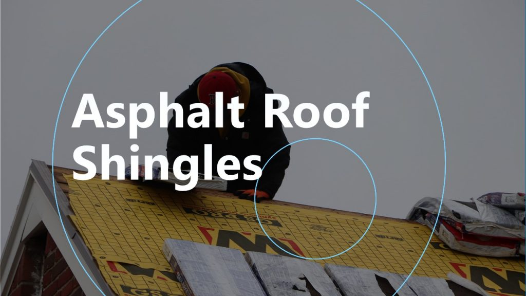 asphalt roof shingles in michigan